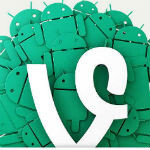 Vine for Android updated with Facebook sharing and more