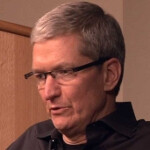 Apple revises Tim Cook's option deal to reflect stock price drop