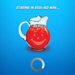 Let the Kool-Aid Man photo-bomb your Android and iOS pictures