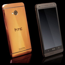 Gold and platinum HTC One unleashed