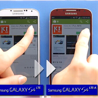 Samsung Galaxy S4 LTE-A speed demo ushers in a new era: 5 awesome facts on LTE-Advanced