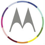 Motorola's new logo hints at color options, brands itself