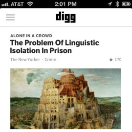 Digg's Google Reader alternative now integrated in the iOS app, imports your feeds directly