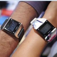 Basis wrist-based health tracker hands-on