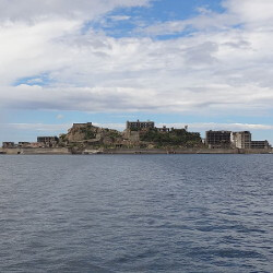 How much cooler can Street View get? Google adds abandoned Hashima island to their list of roads taken