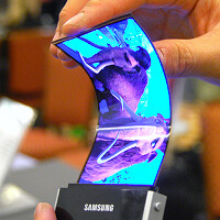 5.99 inch AMOLED flexible display coming with the Samsung Galaxy Note 3?