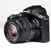 Samsung Galaxy NX Overview