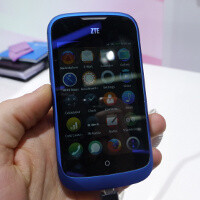 ZTE Open smartphone running Firefox OS costs $90, to launch July 2
