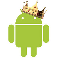 The Android revolution continues to roll overseas; BlackBerry crashes worldwide