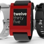 Pebble smart watch may be available at Best Buy this weekend
