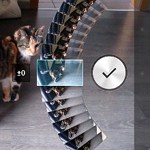 Sony i1 Honami interface and camera app ported to Xperia Z for some sample shots