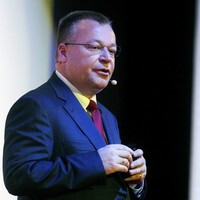 Stephen Elop bestowed on the 2013 European Communication Award
