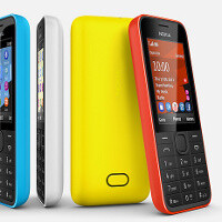 Nokia 207, 208 and 208 Dual SIM unveiled: bring color to feature phones