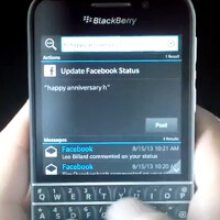 New commercial for BlackBerry Q10 focuses on gestures, tells U.S. television audiences that