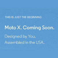 Moto X official info sign-up page now live