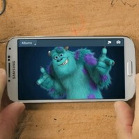 Samsung' Galaxy S4 + Pixar's Monsters University = hilarious ad!