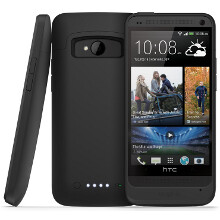 Charge on: best battery cases for the HTC One review