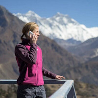 4G LTE now available on Mount Everest, seriously
