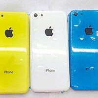 Affordable iPhone leaks again: five colors and all plastic