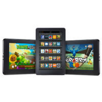 Next-gen Amazon Kindle Fire line to boost display resolutions