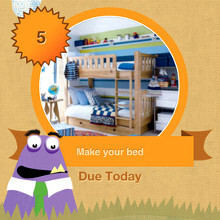 5 iOS apps that make chores fun for your kids