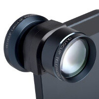 Olloclip introduces telephoto lens, brings 2x magnification to iPhone camera