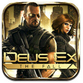 Deus Ex: The Fall is now live on Apple App Store