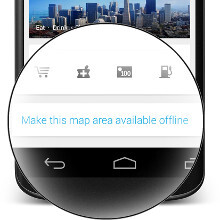 Apology accepted: it took Google just a day to return easy offline caching back in the new Maps app