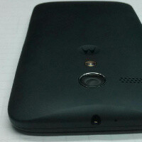 Fully assembled Motorola Moto X leaks, all black