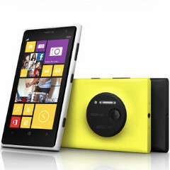 Nokia Lumia 1020 unveiled with 41 MP sensor, OIS and lossless zoom