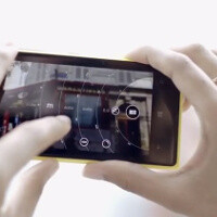 Nokia Pro Camera, the new camera interface for Lumia 1020