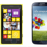 How big it really is: Nokia Lumia 1020 size comparison