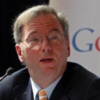 Schmidt: Google-Apple relationship warms a little