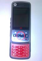 Motorola i856 - a good-looking iDEN slider