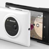 You can pre-order Nokia's Lumia 1020 unlocked now