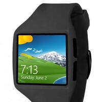 Is Microsoft preparing a futuristic 'translucent aluminum' smartwatch?