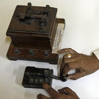India sends last telegram STOP Ending over 160 years of service STOP