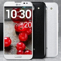 LG Optimus G Pro coming to Europe, Latin America, the Middle East and CIS in Q3