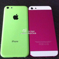 iPhone Lite leaks out once again, pictured alongside iPhone 5