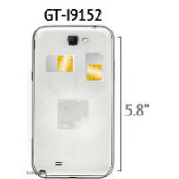 Samsung Galaxy Mega 5.8 DUOS leaks with dual-SIM