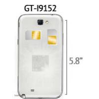 Samsung Galaxy Mega 5.8 DUOS leaks with dual-SIM