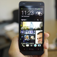 HTC One mini hands-on