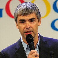 The Motorola Moto X makes Google CEO Larry Page feel excited