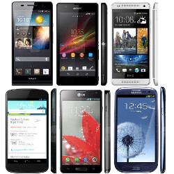 The new midrange: best Android phones with HD 720p displays