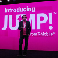More celebrities chime in about two-year upgrades and T-Mobile's JUMP!