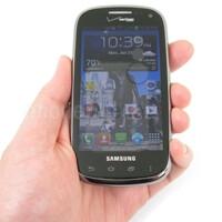 Verizon's Samsung Galaxy Stratosphere II receives new software update
