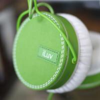 iLuv ReF headphones hands-on