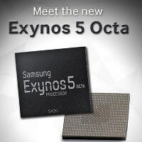 New Samsung Exynos 5 Octa: 20% more CPU power, twice the graphic capabilities