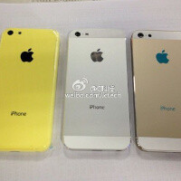 Apple iPhone 5S, iPhone Lite leak out, pictured along with iPhone in gold