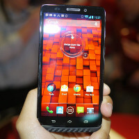 Motorola DROID MAXX hands-on